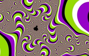 Do your eyes always perceive reality?